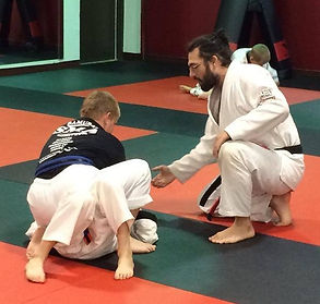 Jiu-Jitsu Class for Teens & Adults
