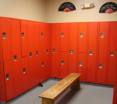 Gym Memberships wit Locker Rooms and Saunas