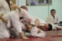 Jiu-Jitsu Submission Technique