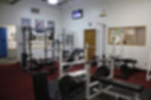 Student Weight Room & Gym