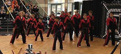 Samurai's Karate Demonstration Team
