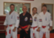 Isshin Ryu Karate Federation Founding Members