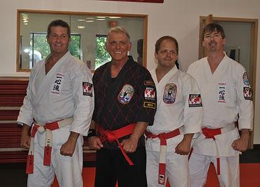 Isshin Ryu Karate Federation Founding Members