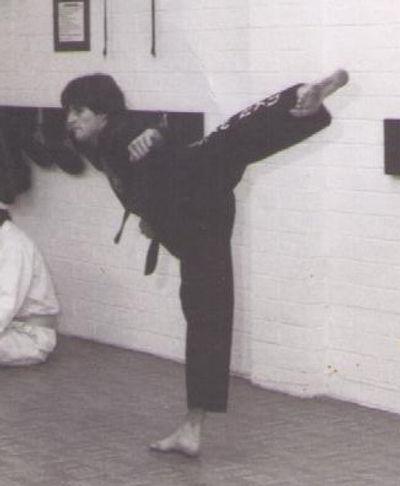 Sensei Curt Sawyer Karate History
