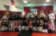 Karate Advancement Camps for Kids