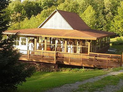 Karate Training at The Haven at Star Lake