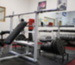 Dojo Weight Room & Fitness Center