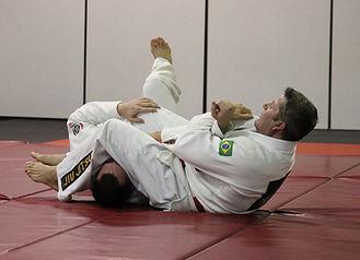 Jiu-Jitsu Class in Rochester