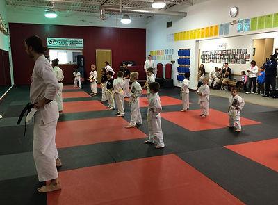 Kids Karate Class in Rochester