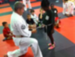 Learn Karate at Summer Camp
