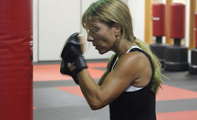 Cardio Kickboxing Fitness Classes in Rochester