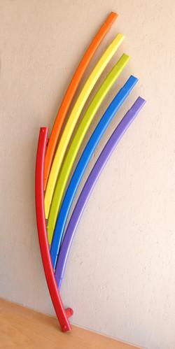 Bouncy Rainbow