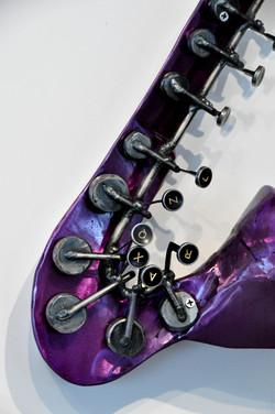 Really Grape Sax detail