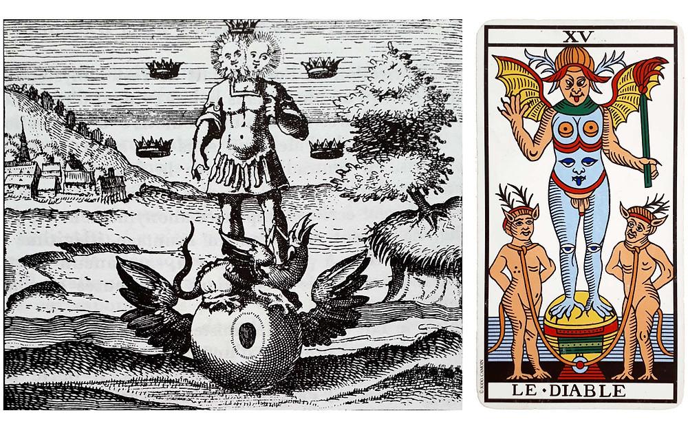 Le Mercurius et Le Diable