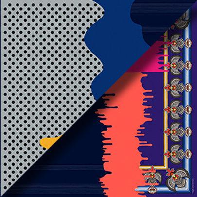 Garuda - Long scarf