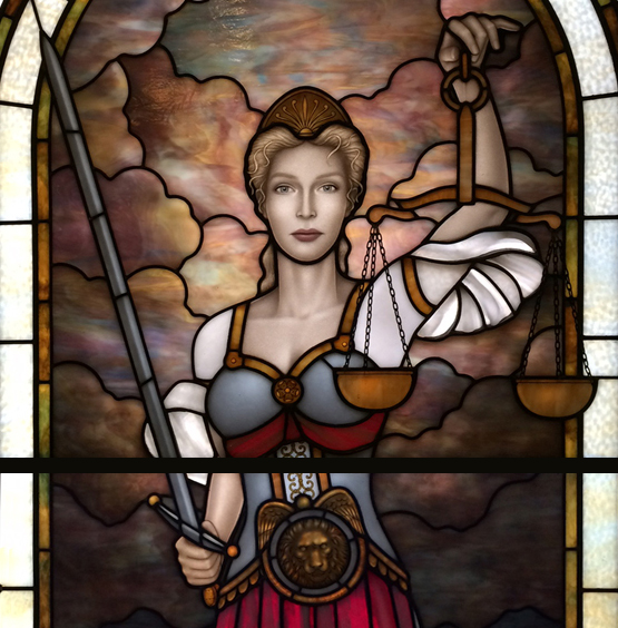 Guardian Window (Detail)
