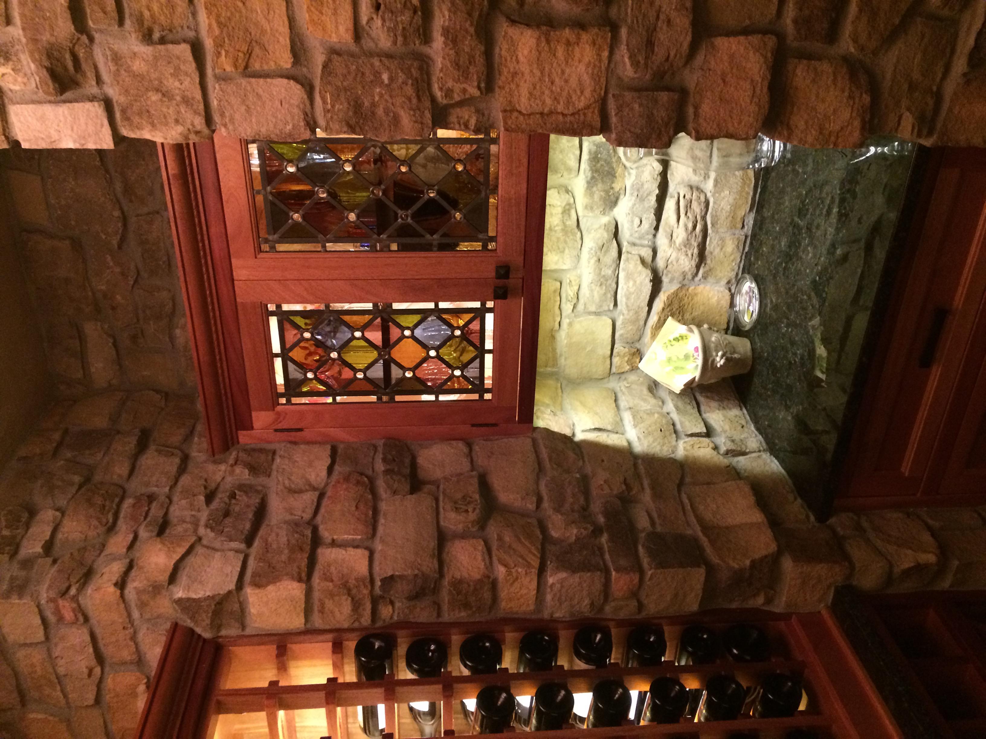 Wine Cellar Cabinets
