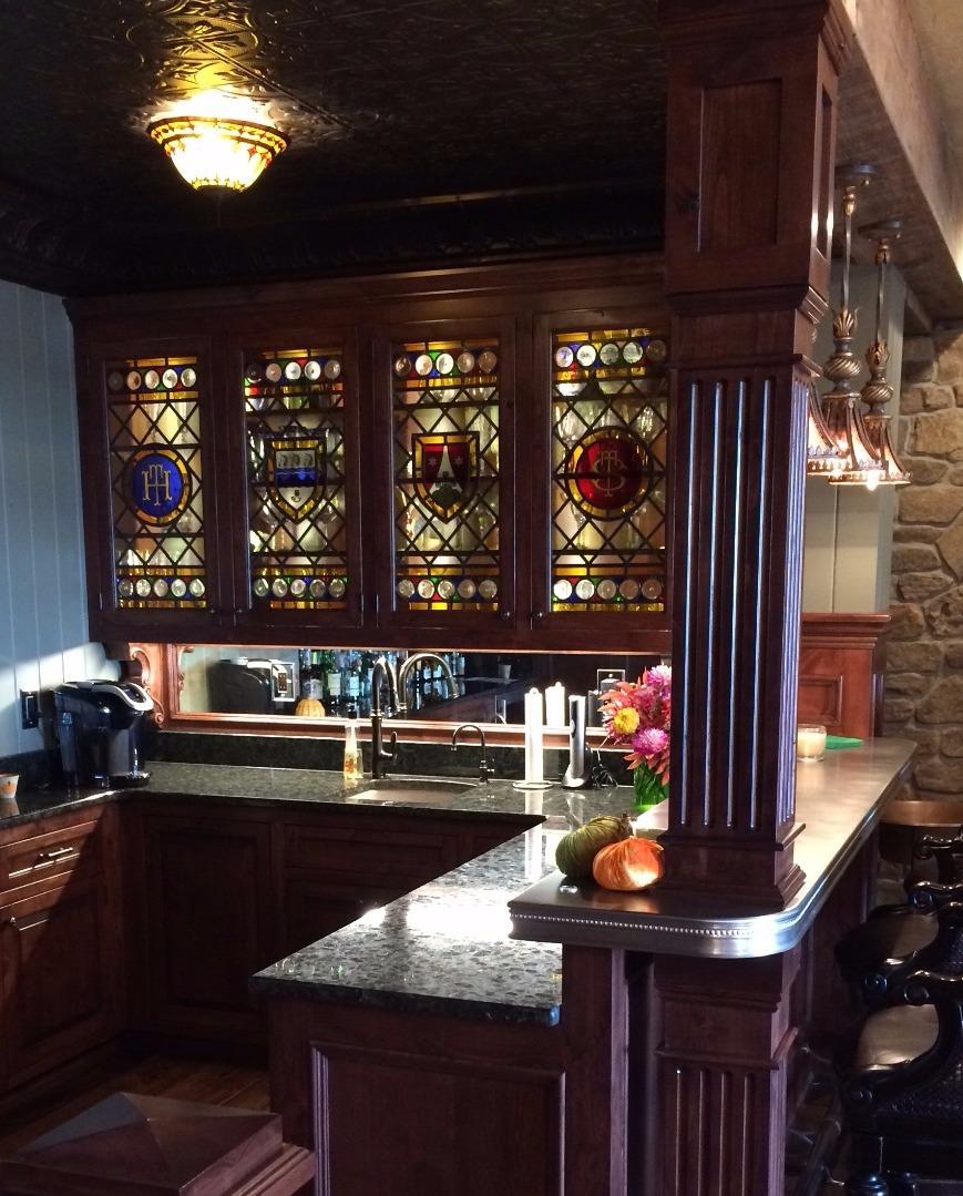 Pub Cabinets