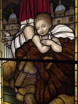 Guardian Window (Detail)