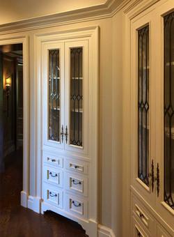 Hallway Linen Cabinets
