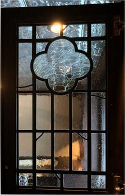 Pub Cabinets (Detail)