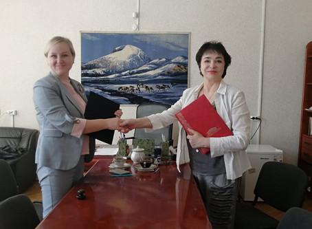 Подписано соглашение с Союзом Женщин России