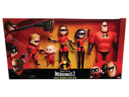 Incredibles 2 Dolls