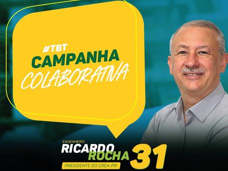 #tbt Julho: Muito diálogo e troca de ideias nas webconferências com o Eng. Ricardo Rocha