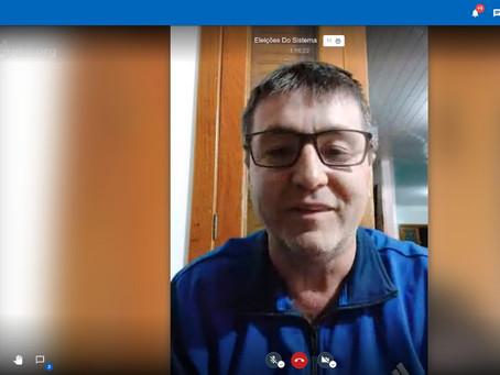 Francisco Beltrão conhece projetos do Eng. Ricardo Rocha