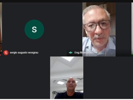 Engenheiros de Ponta Grossa contribuem com campanha do Eng. Ricardo Rocha