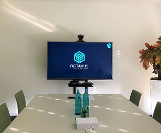 Use video conferencing for your meeting.