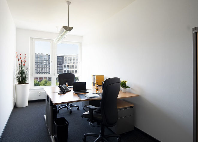 With us it is possible to rent a day office in Berlin.