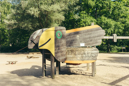 Spielplätze im Kurpark