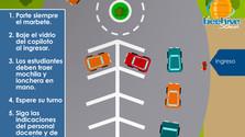 Indicaciones para uso de carpool
