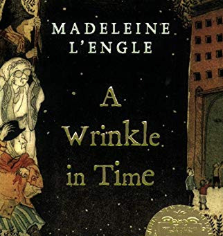 A Wrinkle in Time - by Madeline L'Engle