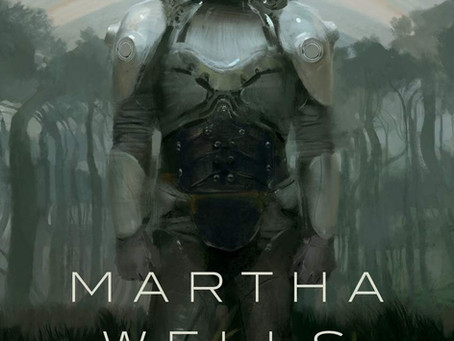 Murderbot Diaries: All Systems Red - by Martha Wells