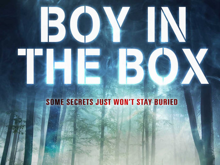 Boy in the Box - by Marc Fitch