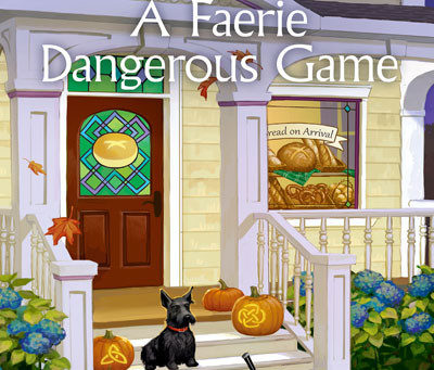 A Faerie Dangerous Game - Rachael O. Phillips
