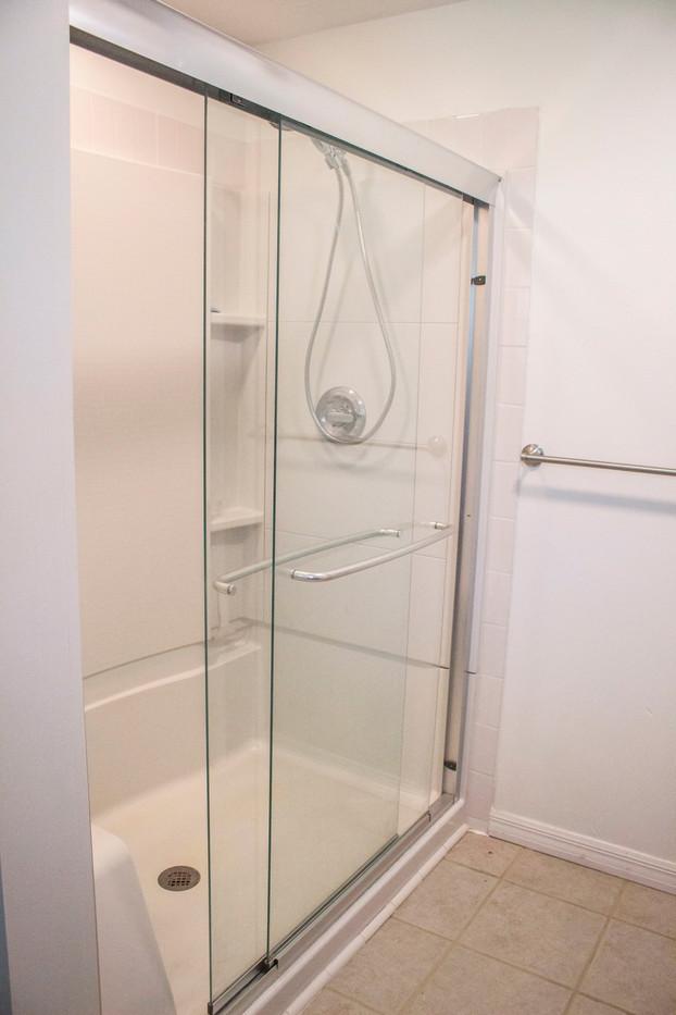 Front Bathroom Shower