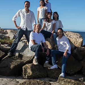 Uybarreta Beach Portraits