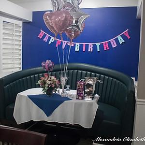 Uybarreta Surprise Party