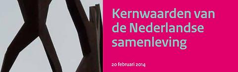 Kernwaarden van de Nederlandse samenleving