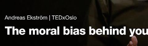 Moral bias behind your search results