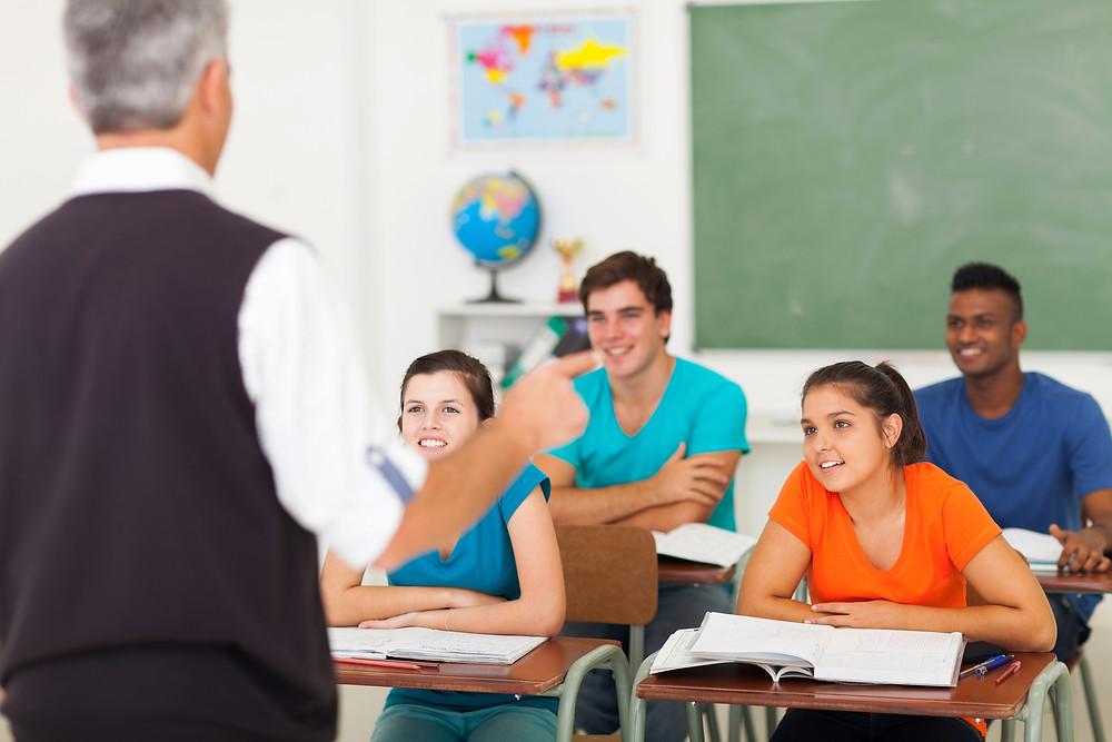Dagelijks in gesprek met je klas