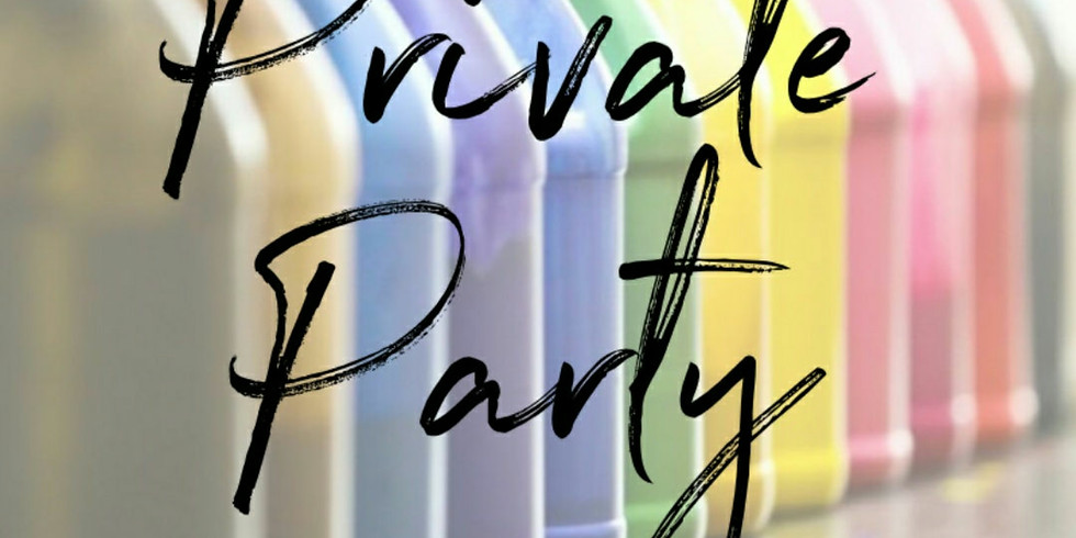CANDICE CRENSHAW PRIVATE PARTY 11 AM