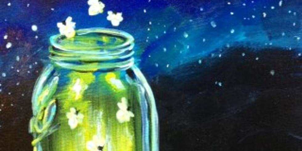 LIGHTNING BUGS IN MASON JAR | APRIL 12 @ 6PM | $35