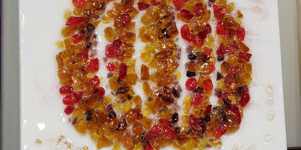 OPEN STUDIO-Glass & Resin Art: Choose your OWN project!