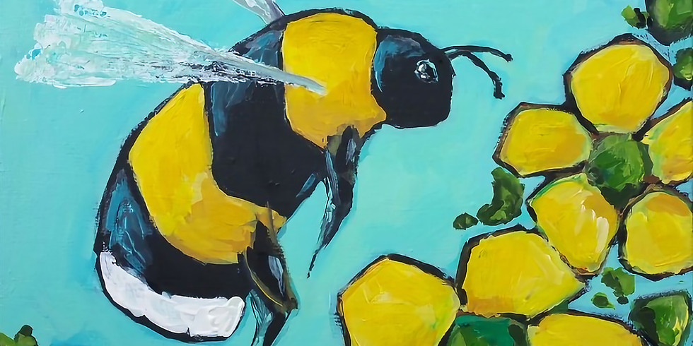 BUMBLE BEE | AUGUST 16 | 6-8:30 pm | $35