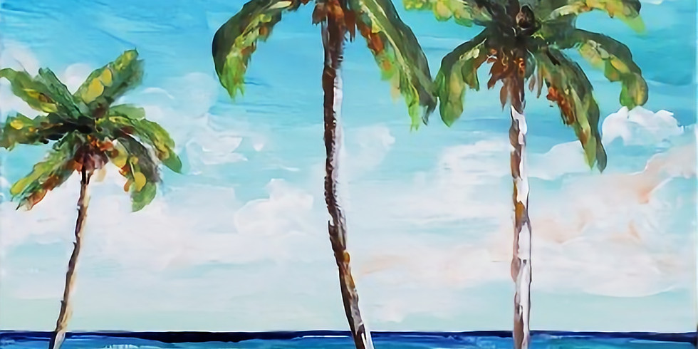 PALM TREE TRIO | AUGUST 9 | 6-8:30 pm | $35