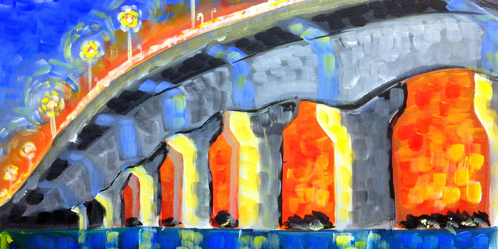 STARRY STARRY HATHAWAY BRIDGE |  MAY 30 | 6-8:30 pm | $35